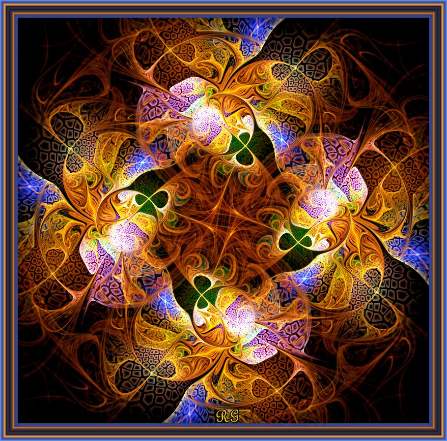 Porcelain Refraction by fractal1