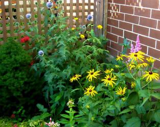 My Garden by fractal1