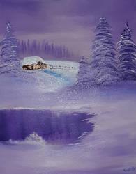 latest oil on canvas