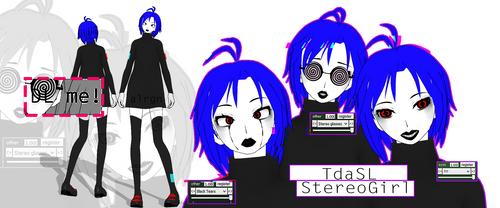 TdaSL StereoGirl - DL