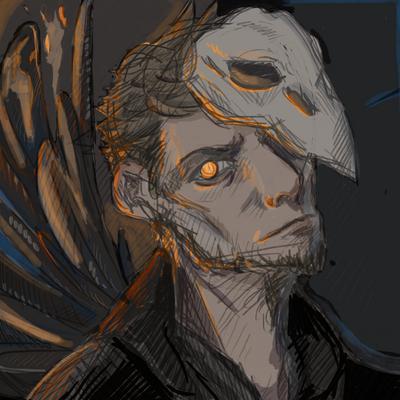 Murdering Crow by Schemilix