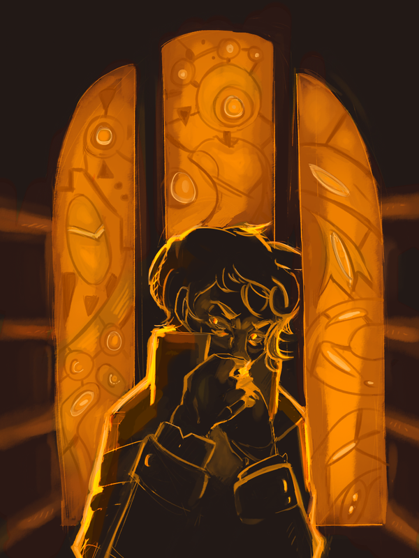 Stained Glass by Schemilix