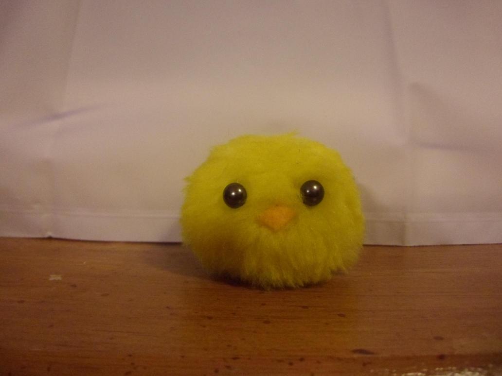 Gilbird Plush by Fiomay