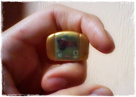 Legend of Zelda: Ocarina of Time, pin cartridge by ChiisaiAmy