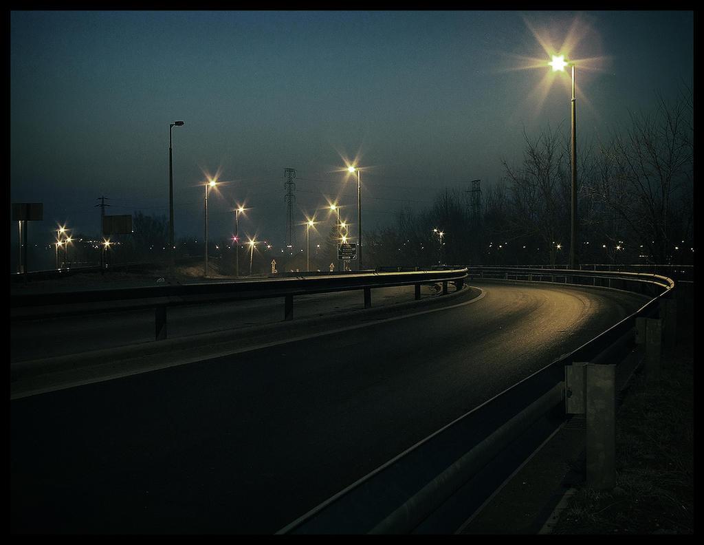 mornin' city lights cyan by sloeb