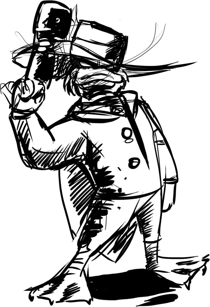 DWD Sketch by MadNashka