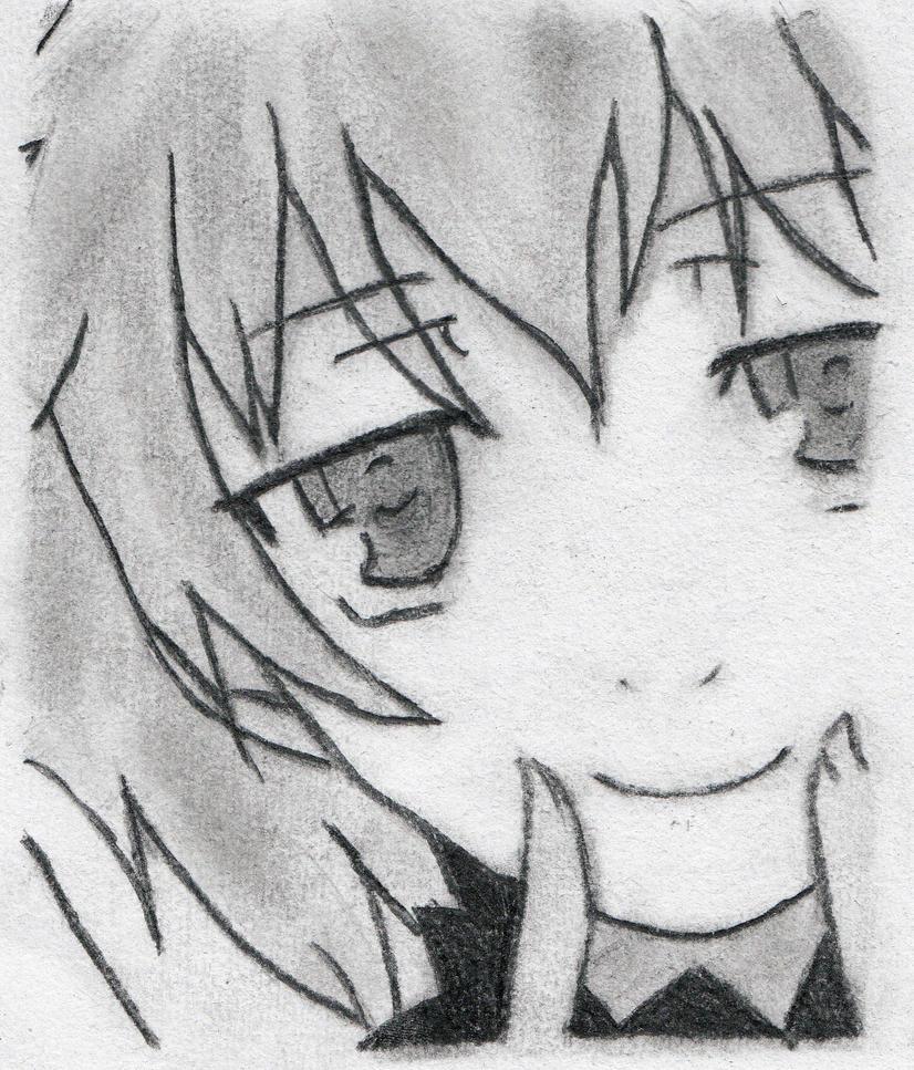 Darker than black - Yin Smile by Drawing-4-fun on DeviantArt