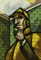 Sherlock Holmes by Equattro