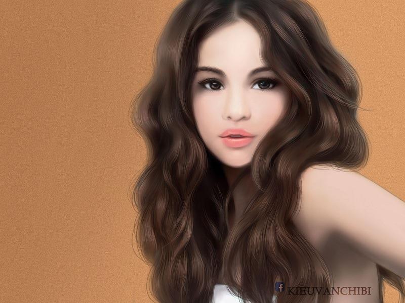 Selena Gomez by kieuvan9x