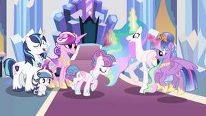 MLP[Next Gen] Coronation of Princess Flurry Heart