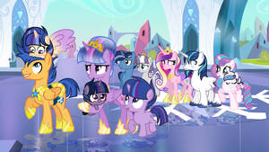 MLP[Next Gen] That was a good day with family