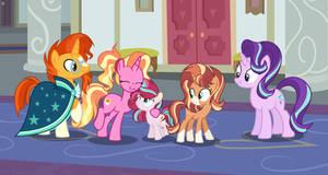 MLP[NextGen] Starburst family