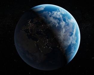 Earth 3D by ideaday