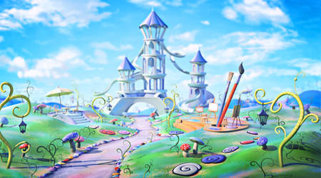 Kids town by ideaday