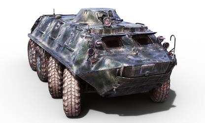 BTR 60 by ideaday