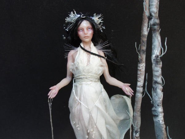 Moongodess by Sleetwealth