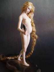 Rapunzel by Sleetwealth