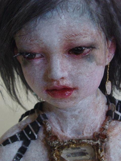 gypsy nobodys child closeup by Sleetwealth