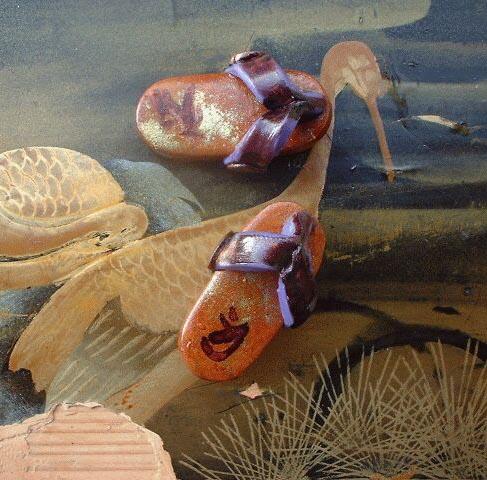 Zori beads by Sleetwealth