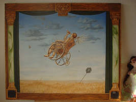Wheelchair angels by Sleetwealth