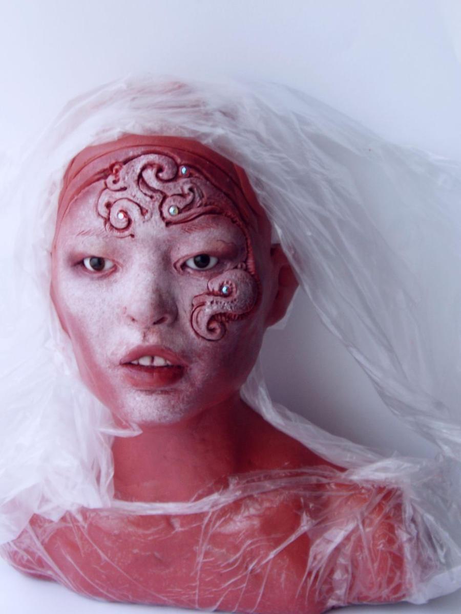 Ghost of Kush wip by Sleetwealth