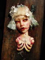 Bunraku a love doll by Sleetwealth