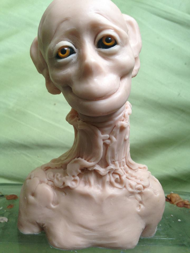 Derp ghoul WIP by Sleetwealth