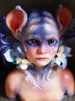 psychic catbat by Sleetwealth