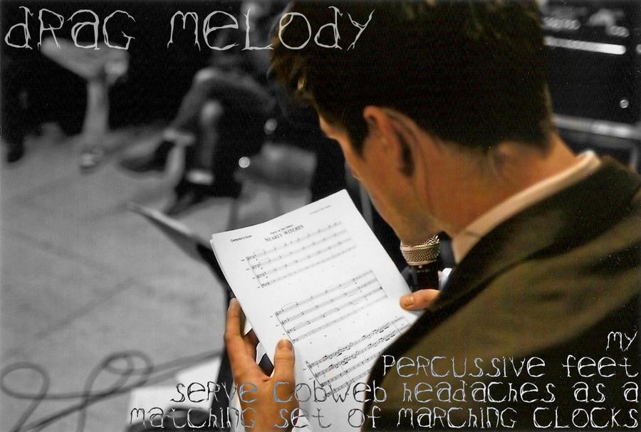 Drag Melody by irunfree