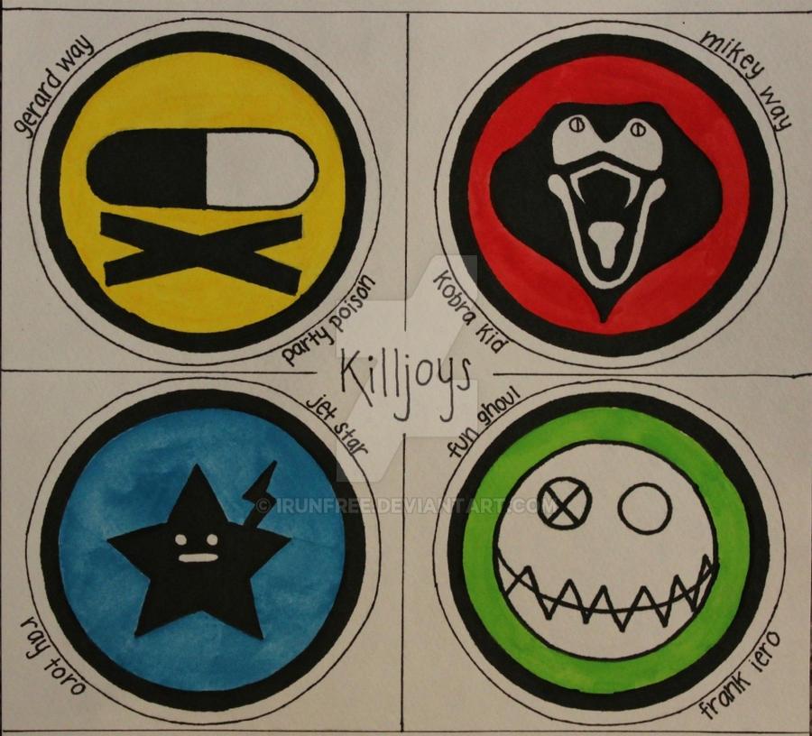 Killjoys, Make Some Noise by irunfree