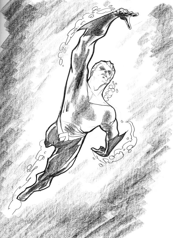 Aquaman 05032009 by guinnessyde