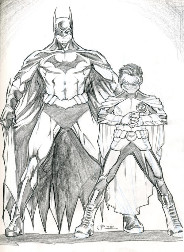 New Batman and Robin 0509 by guinnessyde on DeviantArt