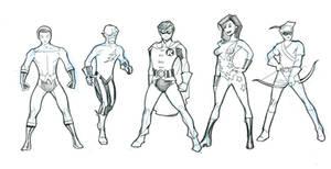 5 OG Teen Titans 0509