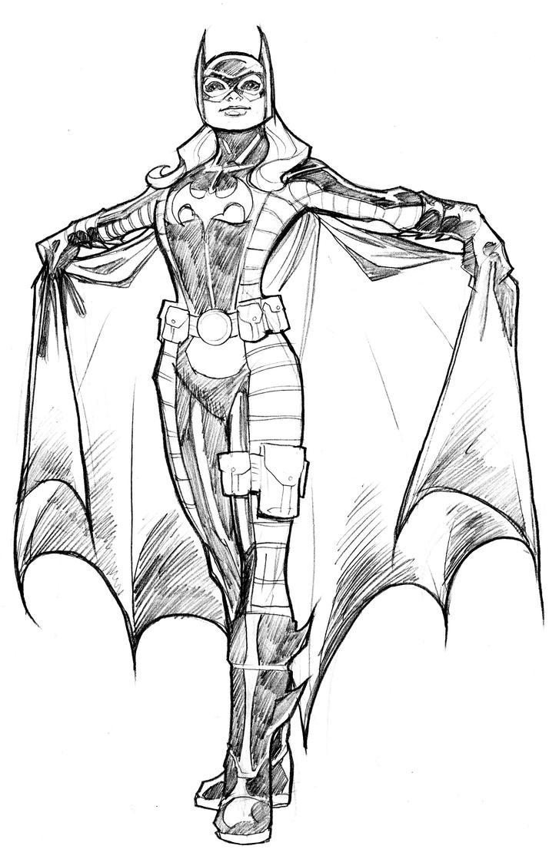 New Batgirl by guinnessyde