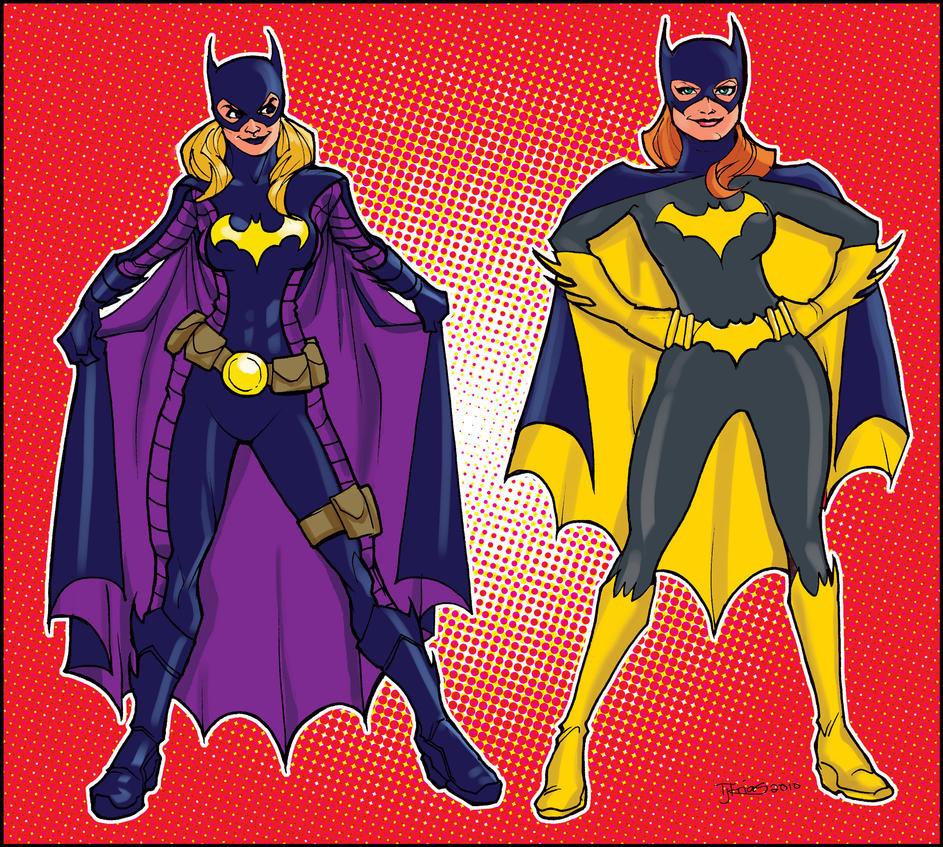 Batgirls by guinnessyde