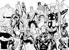 Avengers 02222011 by guinnessyde