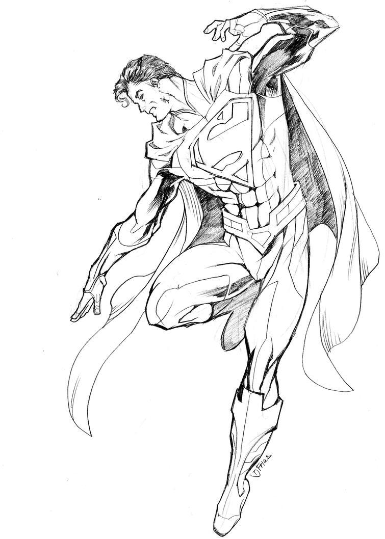 dcnu superman 07222011 by guinnessyde on DeviantArt