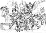 DCNU Batman Family Redux