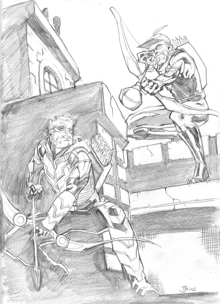 holiday coloring pages hawkeye coloring pages hawkeye vs green arrow classic vs dcnu green