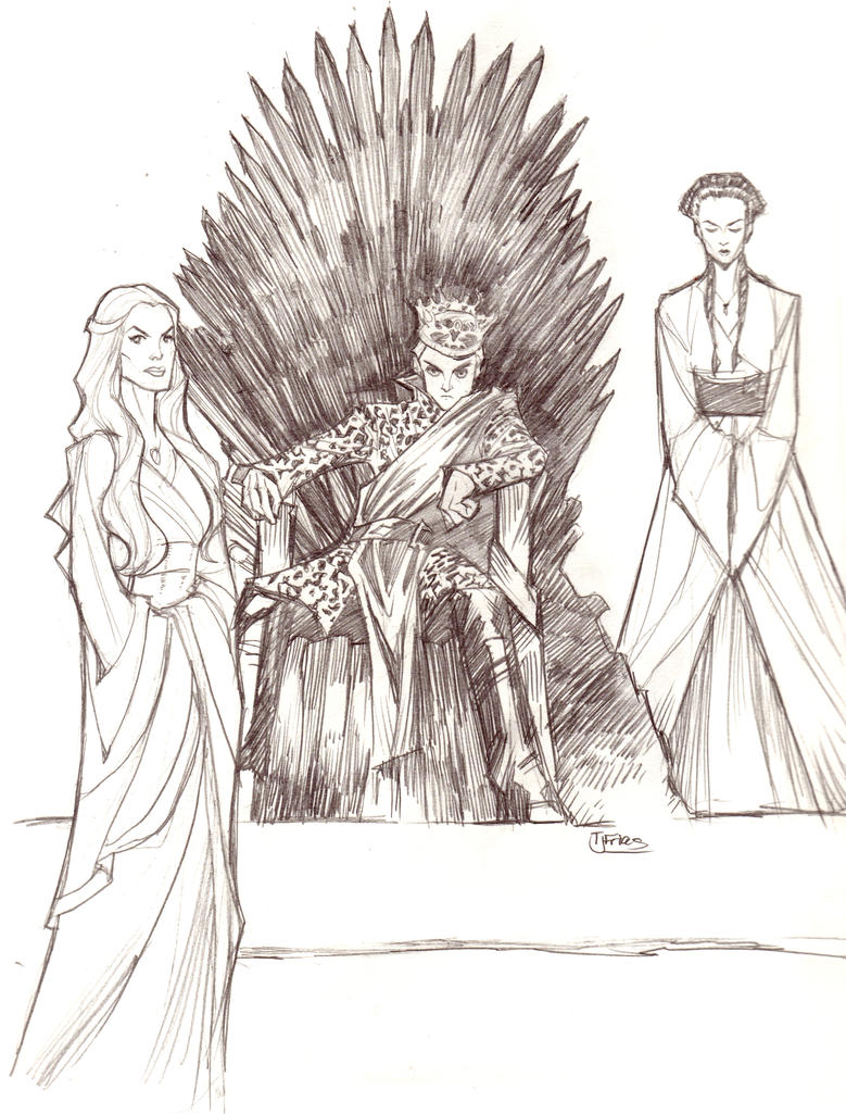 The Royal Family by guinnessyde