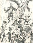 New 52: Justice League of America