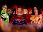Justice League of America - Original 7