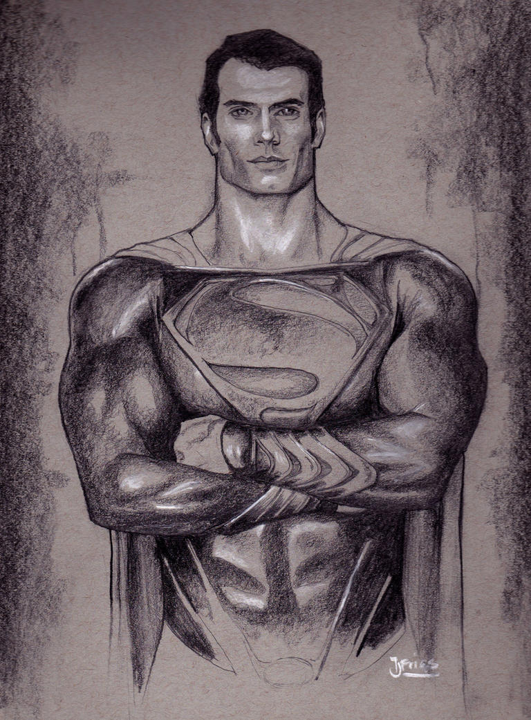 07222013 Cavill Superman by guinnessyde