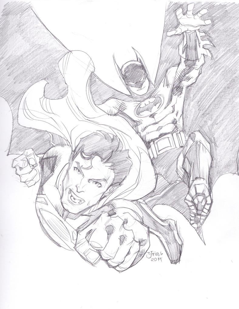 01062014 Bats and Supes by guinnessyde