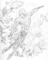 03062014 Aquaman by guinnessyde