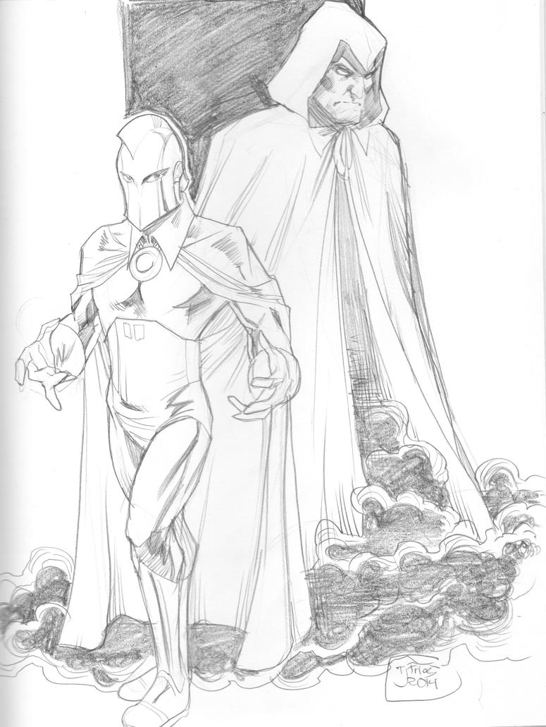 09262014 Drfate Spectre by guinnessyde