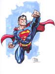 01192018 Superman Redtrunks