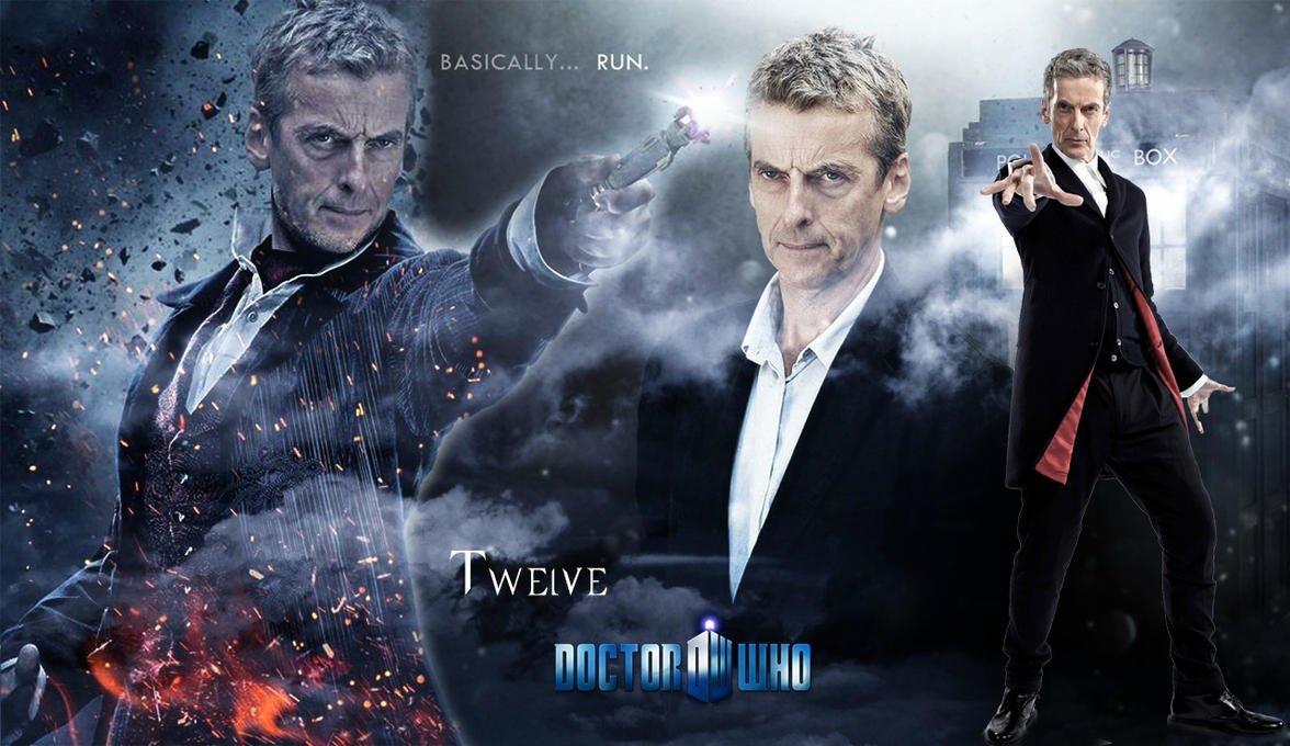 Twelve [Peter Capaldi] By Maya-Winchester On