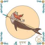 Zodiac - (02) Taurus by empyrean