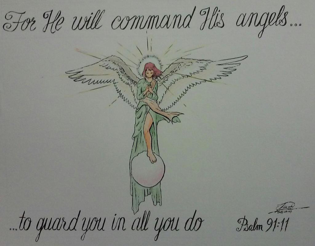 Angel by empyrean